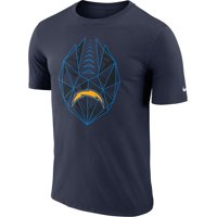 33c9ea18 Product Image Nike Men's Los Angeles Chargers Icon Performance Navy T-Shirt