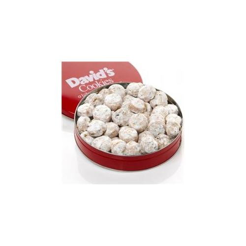 David's Cookies 15002 Butter Pecan Meltaways - 20 oz