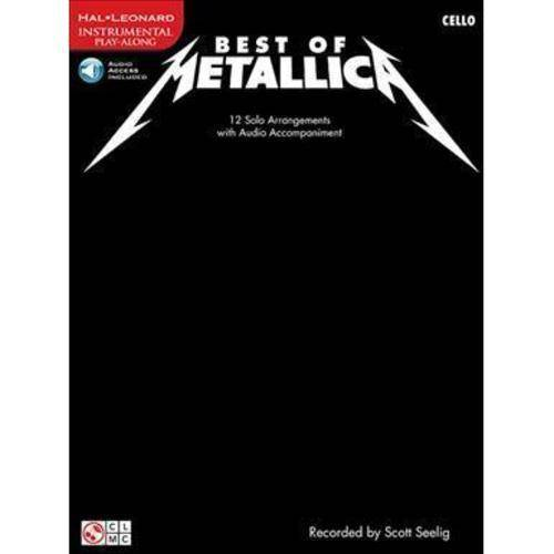 Best of Metallica for Cello by