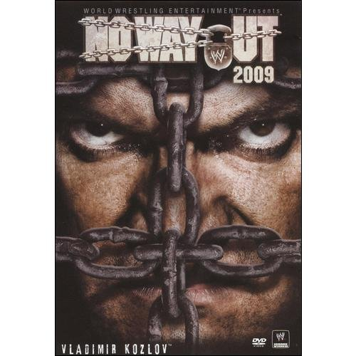 WWE: No Way Out 2009 (Full Frame)
