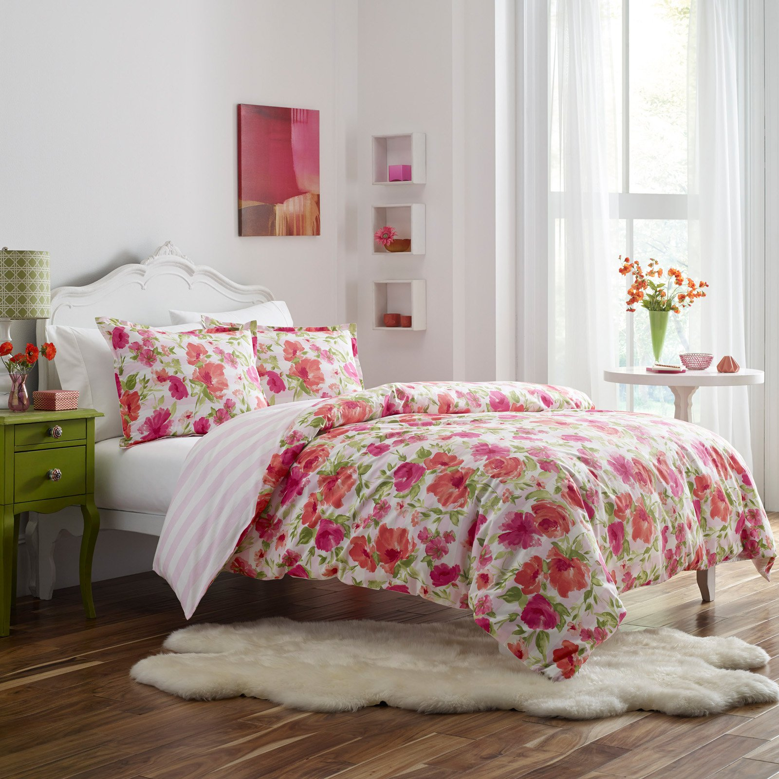 Poppy & Fritz Buffy Comforter and Sham Set