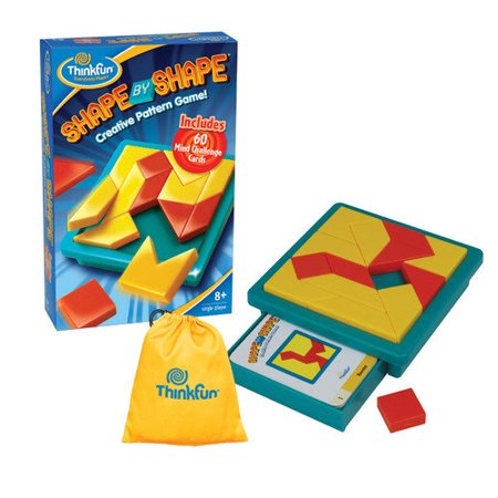 ThinkFun Shape By Shape - Thinkfun Laser Maze