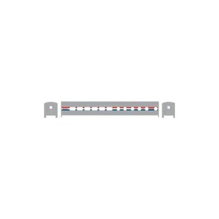 Athearn HO Scale Streamlined Passenger Diner Car Amtrak/Phase III #8043