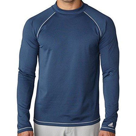 Adidas ClimaWarm 2016 Golf Baselayer, Mineral Blue