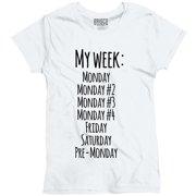 Wake Up Fabulous Shirt for Women | Funny Cute Clothes Pretty T-Shirt Tee