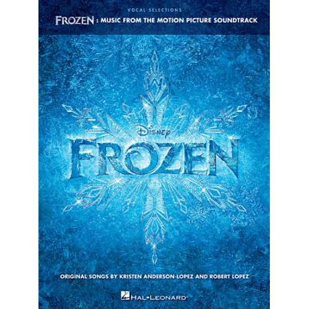 Frozen - Vocal Selections : Music from the Motion Picture Soundtrack Voice with Piano -
