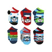 Thomas the Train Boys 6 pack Socks (Toddler) TE015BQS