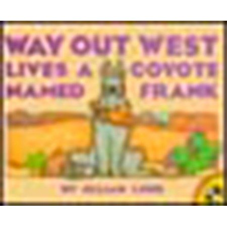 Way Out West Lives a Coyote Named Frank (Best Way To Call Coyotes With Foxpro)