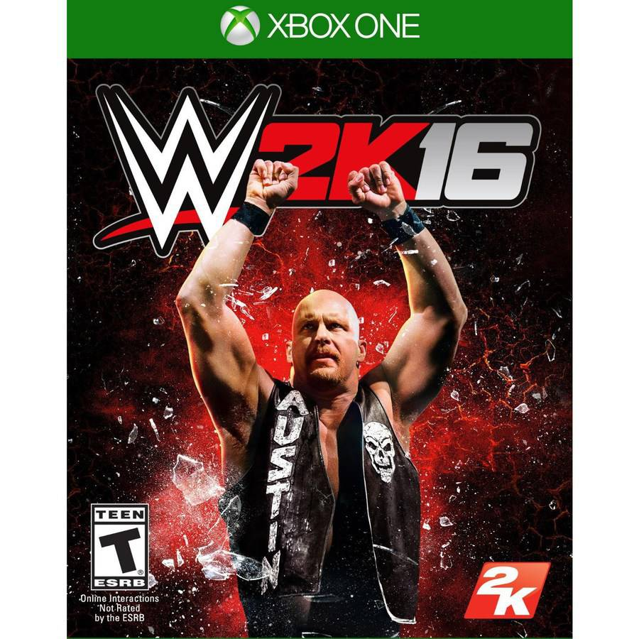 WWE 2K16 (Pre-Owned), 2K, Xbox One, 886162555165