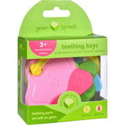 Green Sprouts Teething Keys Unisex, 3 Months+, 1 ct