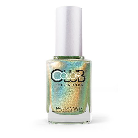 Angel Makeup Ideas (Color Club Halographic Hues Nail Polish, Multicolored, 0.5 oz - Angel)