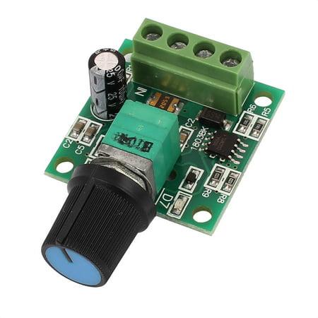 DC 1 8V 3V 5V 6V 12V 2A PWM Motor Speed Controller Regulator