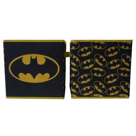 Batman Soft Collapsible Storage Cubes (Set of 2)](Batman Chest Piece)