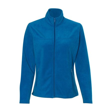 Colorado Clothing Fleece Women's Classic Sport Fleece Full-Zip Jacket Women Classic Fleece
