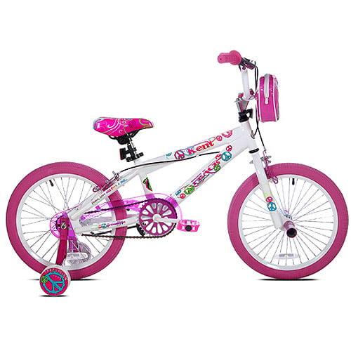 "18"" Kent Peace Girls' BMX Bike, Pink"