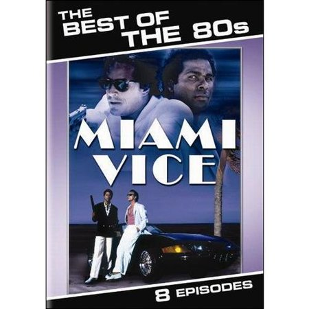 The Best Of The 80s: Miami Vice (Full Frame) (Long Long Way To Go Miami Vice)
