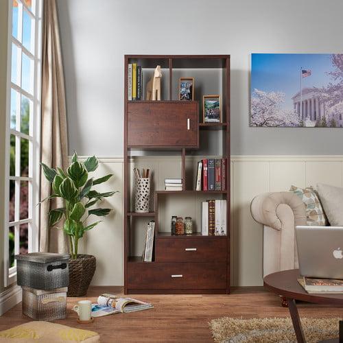 Winston Porter Aitana Standard Bookcase