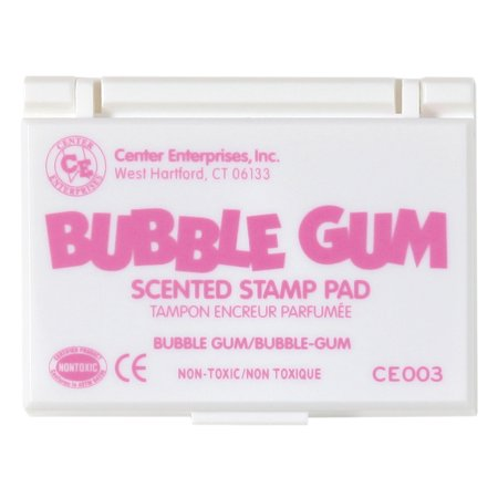 STAMP PAD SCENTED BUBBLE GUM PINK