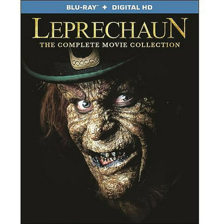Leprechauns The Complete Movie Collection  Blu Ray   Digital Hd