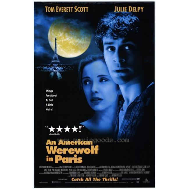U.S.A An American Werewolf in London Movie POSTER 27 x 40 LICENSED NEW A