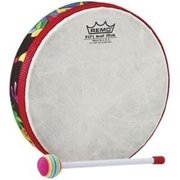 Remo KD-0110-01-U 10 in. Kids Percussion Rain Forest Hand Drums