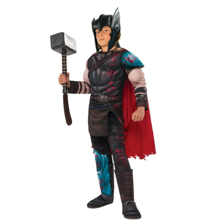 Thor: Ragnarok Deluxe Gladiator Thor Child Costume