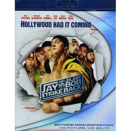 Jay And Silent Bob Strike Back  Blu Ray
