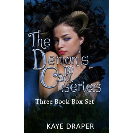 The Demon's Call Series (3 Book Box Set) -