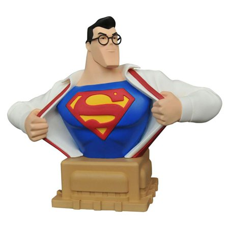 Superman Animated Clark Kent 6