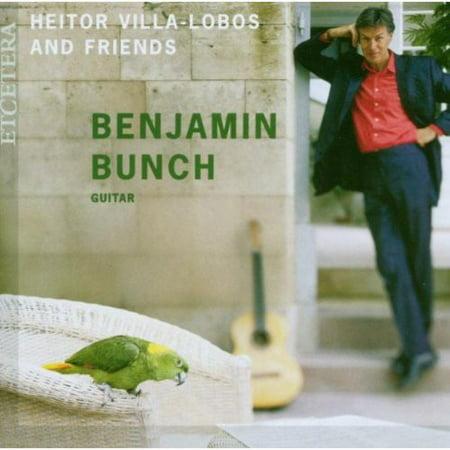 HEITOR VILLA-LOBOS & FRIENDS