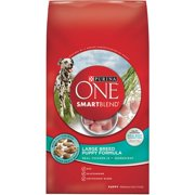Purina ONE SmartBlend Large Breed Puppy Formula Puppy Premium Dog Food 16.5 lb. Bag