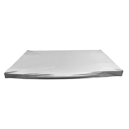 Grad Table Cover - Walfront Billiard Table Cover Pool Table Cover Waterproof PVC Cover,8 Foot Pool Table Cover Silver Gray