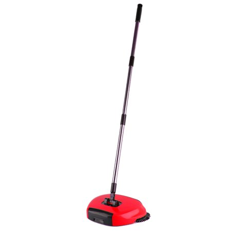 Minch Spin Hand Push Sweeper Broom Household Floor Cleaning Mop without Electricity