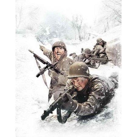 Battleground - movie POSTER (Style B) (27