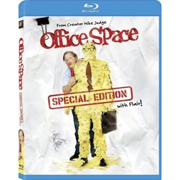 Office Space: With Flair on Bluray
