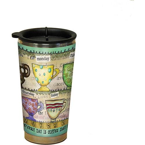 Lang Coffee Day Traveler Mug