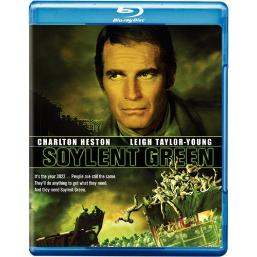 Soylent Green (Blu-ray) (Widescreen)
