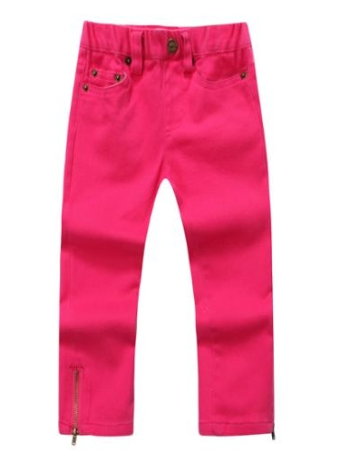 Richie House Girls' Denim Pants RH0772