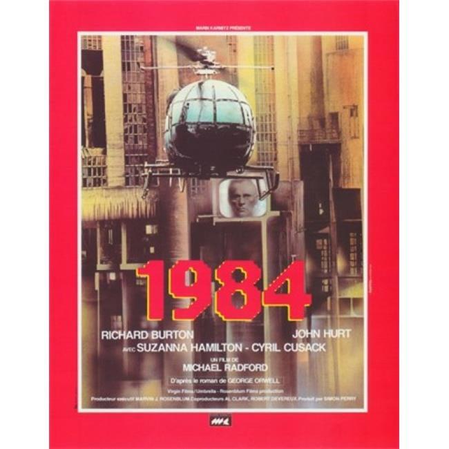 Pop Culture Graphics MOV359247 1984 Movie Poster, 11 x 17 - image 1 de 1