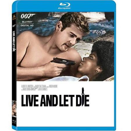 Live And Let Die  Blu Ray   Digital Hd
