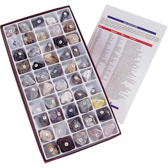 Olympia Sports 16807 Rock Mineral and Fossil USA Collection