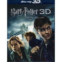 Harry Potter & the Deathly Hallows Part 1 (3D) (Blu-ray + Blu-ray + DVD + Digital Copy)