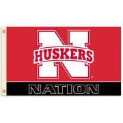 NCAA Nebraska Cornhuskers 3' x 5' Flag
