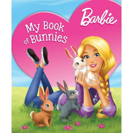 Barbie My Book of Bunnies (Barbie) - eBook](Babies And Animals)