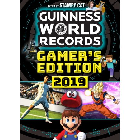 Guinness World Records: Gamer's Edition 2019 (Best Paper Airplane In The World 2019)