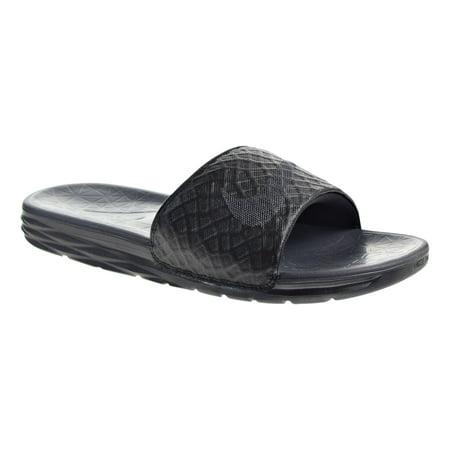 Nike Men's Benassi Solarsoft 2 Sandals Black 705474-091