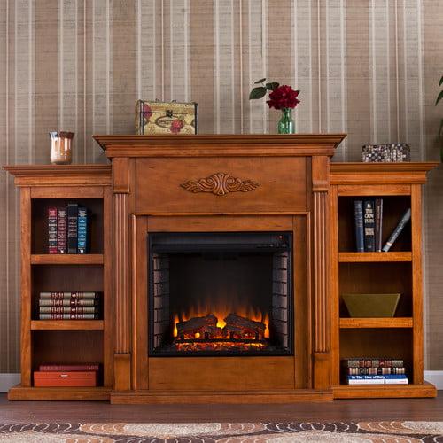 Wildon Home Franklin Electric Fireplace - Walmart.com