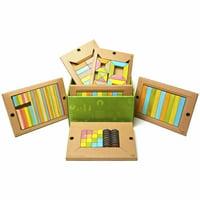 Tegu 130 Piece Classroom Kit