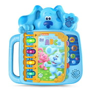 LeapFrog Blues Clues and You! Skidoo Into ABCs Book for Kids, Blue