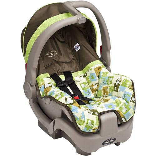 Evenflo - Discovery 5 Infant Car Seat, Jungle Puzzle - Walmart.com